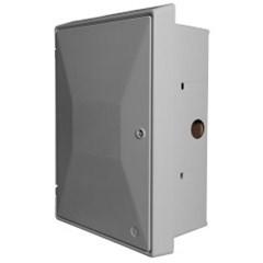 Uk Standard Electrical Meter Box Recessed John Cribb
