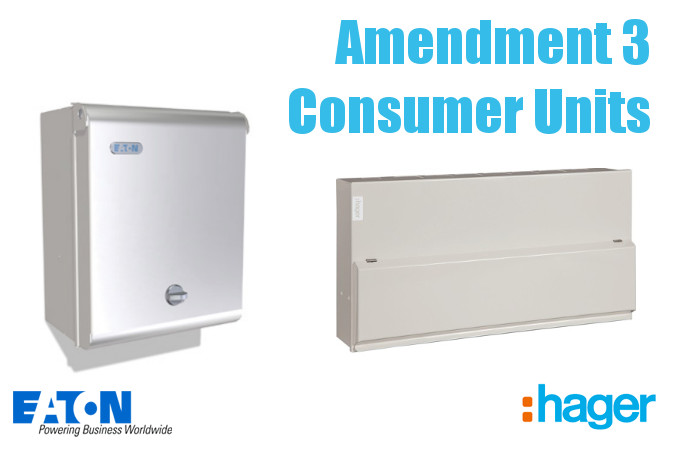 Amendment 3 Consumer Units