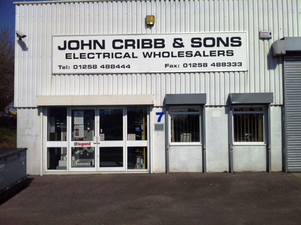 John Cribb (Blandford)