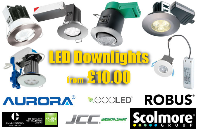 LED Downlights from £20