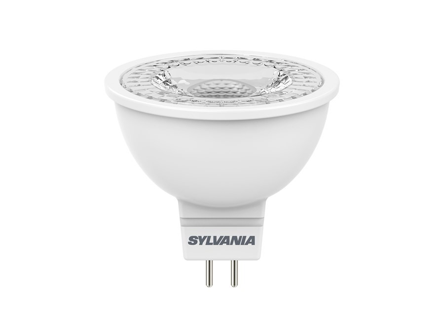 Sylvania 0026612 RefLED MR16 V4 345LM 830 36° SL in Warm White 3000K