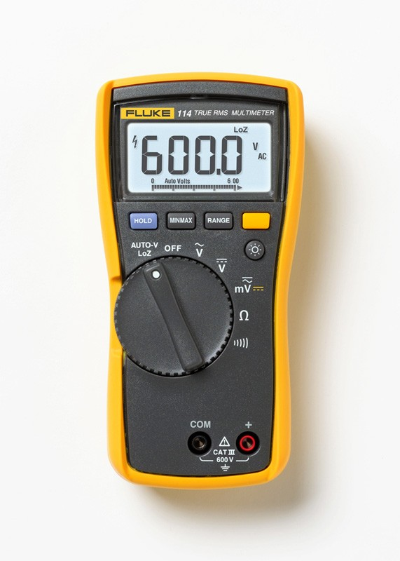 Fluke 114 Electrical Multimeter (Fluke 114)