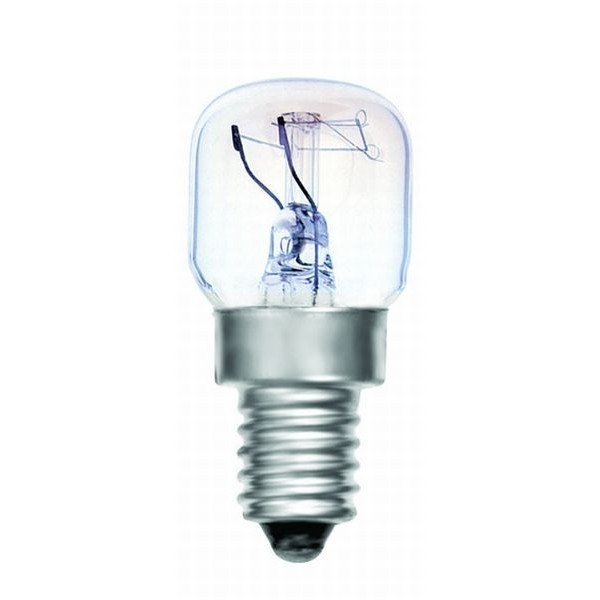 25W Oven Lamp 300 Degree- SES Clear