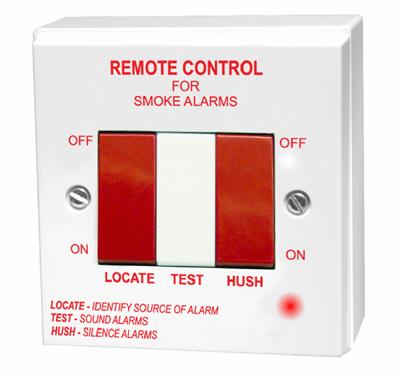 Aico Ei411H Remote Control, Switch for Smoke/Heat Alarms