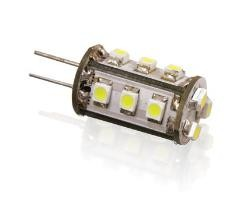Aurora 1W 10-25V G4 Omnidirectional Capsule LED Lamp 3200K Warm White (AU-G4LED/OM/WW)