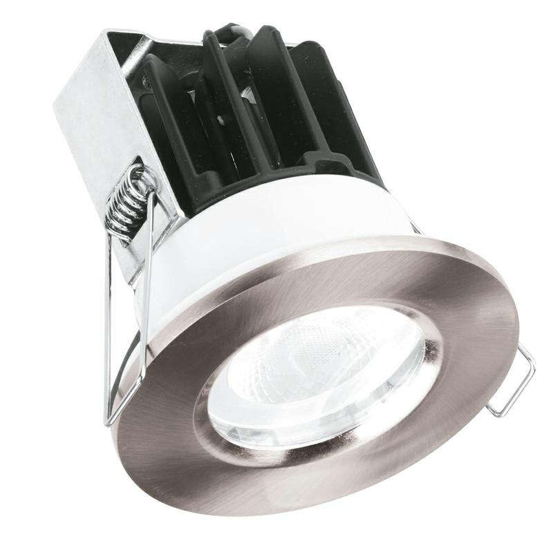 Aurora Lighting AU-FRL801/40 220-240V IP65 Fixed 10W MV Non-dimmable LED Downlight Fire Protection 4000K  sc 1 st  John Cribb u0026 Sons Ltd & Aurora Lighting AU-FRL801/40 220-240V IP65 Fixed 10W MV Non ... azcodes.com