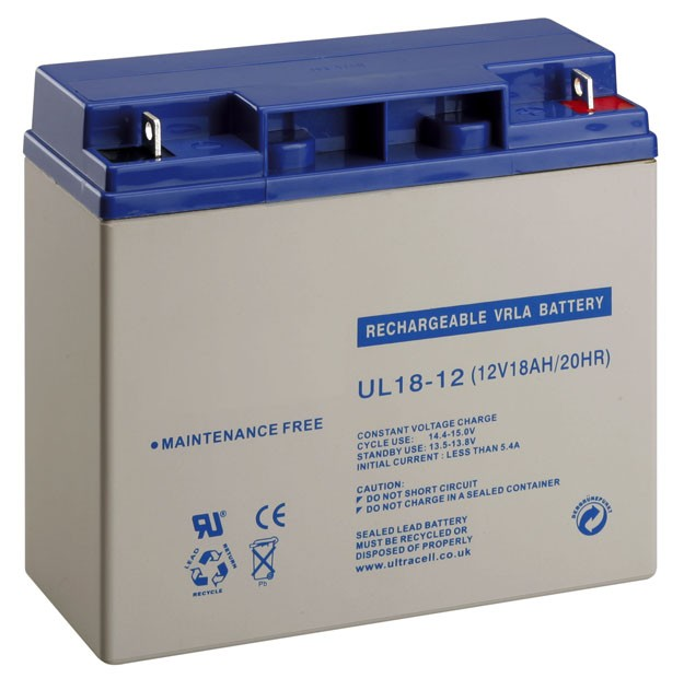 BAT18 12v 17ah SLA Battery (BAT18)