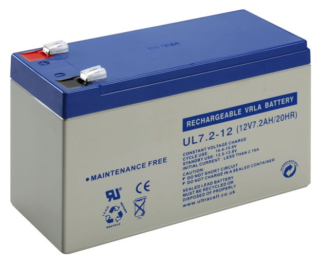 BAT7 12v 7.0ah SLA Battery