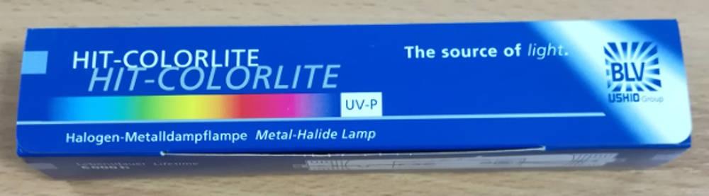 BLV HIT-COLORITE, HIT-DE 70, MetalHalide Lamp, HIT-DE 70, BLUE RX7s, 224124