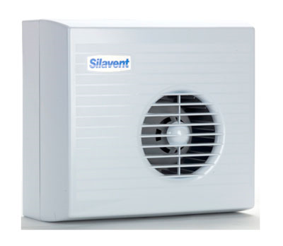 SILAVENT CUR9004LV, Fan, Centrifugal c/w Timer/Conden., Control Wall/Ceiling, Curzon 2000 SELV, 12V