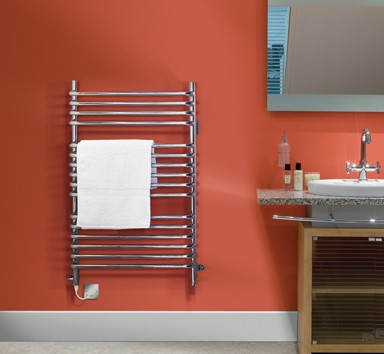 dimplex br350c 350w dual fuel ladder style towel rail. Black Bedroom Furniture Sets. Home Design Ideas