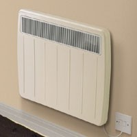 Dimplex PLX2000TI Timed Panel Heater 2000W Willow White (PLX2000TI)