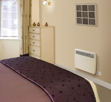 Dimplex PLX750TI Timed Panel Heater 750W Willow White (PLX750TI)