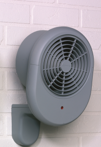 Dimplex Pfh30r Wall Mounted Garage Fan Heater 3kw With Remote