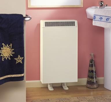 Dimplex XLS6N Automatic Storage Heater 850W Willow White (XLS6N)