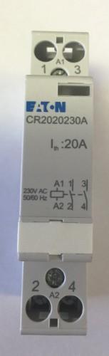 Eaton MEM CR2020230A 20A 2 Pole Contactor 230V AC