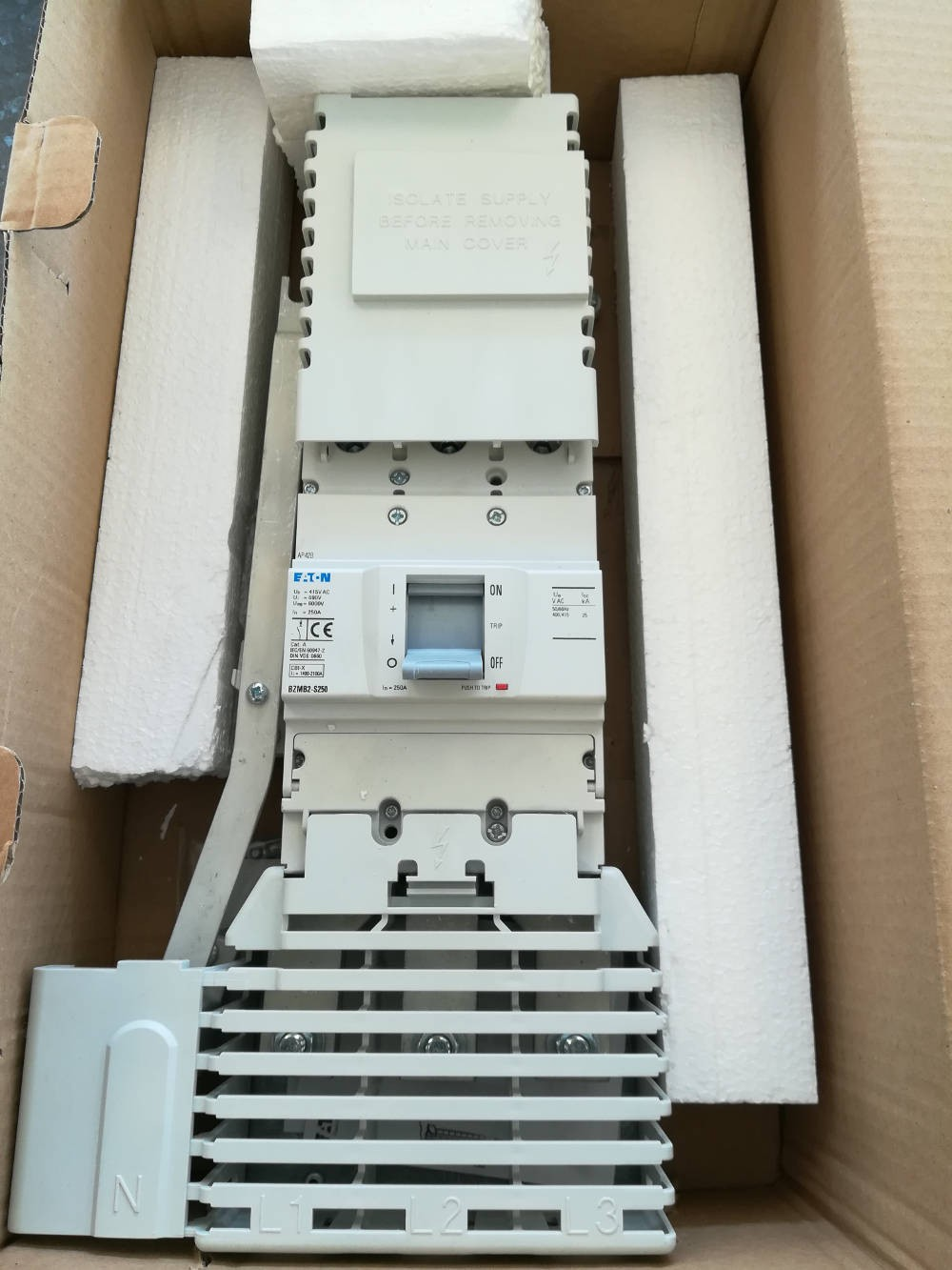 Eaton MEM EBMS2503 250A Switch
