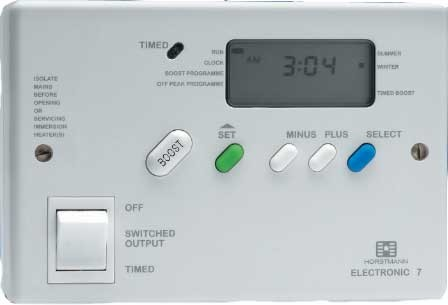 Horstmann Electronic 7 Immersion Heater Control
