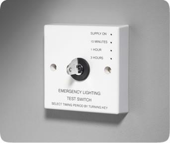 CP Electronics ELT10 Emergency Lighting Test Switch (ELT10)