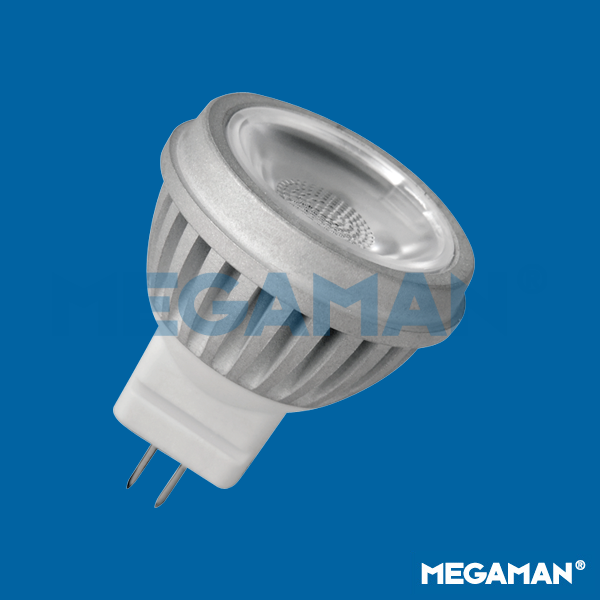 Megaman 4W MR11 LED 12V - Warm White (36°) (141159)  [image © Megaman UK Limited]