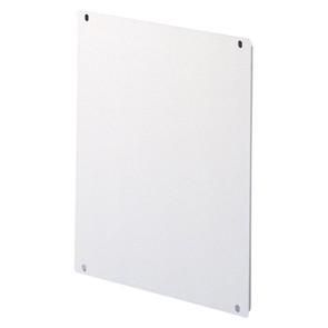 Gewiss GW46406, Plate, Corrosion-Resistant, Size: 800x585x300mm