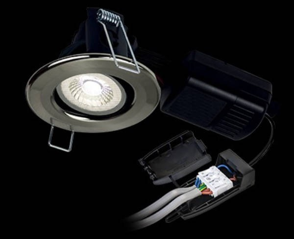 Collingwood DLT4435530, Downlight, H4 Pro 700 3000K, ±20° ADJUSTABLE, DIMMABLE, FIRE-RATED LED DOWNLIGHT