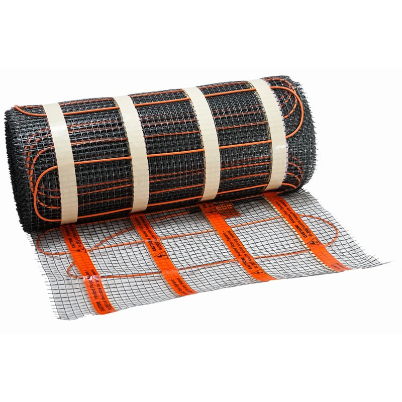Heat Mat 5.4sqm Heating Mat 200W/sqm (PKM-200-0540)