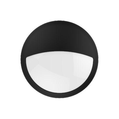 Kosnic KBHC6-TLID Eyelid Clip On Ring for LED Blanca Bulkhead in Black - Buy online or in store from John Cribb & Sons Ltd