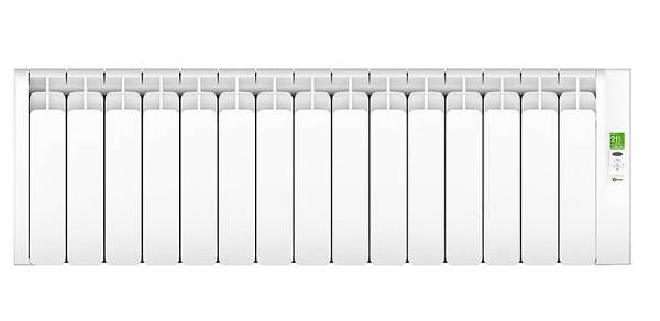 Rointe KYROS Conservatory KRI1500RADC3 Radiator, Electric 15 Elements, 1500W 230V 420x1330x98mm