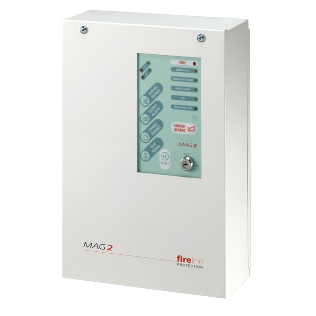 MAG2 2 Zone Fire Panel (MAG2)
