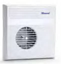 "SILAVENT MAY504A, 100mm (4"") Energy Efficient Plug-in, Mayfair 70 Green Line Range"