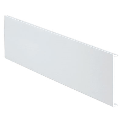 MK Electric VTS5WHI Prestige 2com PVC Wall Trunking (3 Metres)
