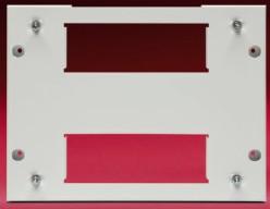 Wylex MNSPE-6462/CNR Pattress, Consumer Unit 10 Module, Size:16mm 241mm 3x25mm
