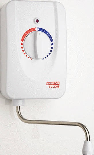 Instantaneous Water Heater >> Primeline 94020020 3.1kW Instantaneous Over Sink Water Heater - John Cribb & Sons Ltd, UK ...