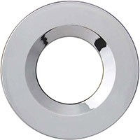 Robus RULTRIM-03, Trim, for Ultimum Fire Rated Downlights, Finish:Polished Chrome - buy online or in store from John Cribb & Sons Ltd