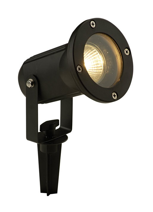 Saxby Spike Light Opaz IP54 50W (POLGU10)