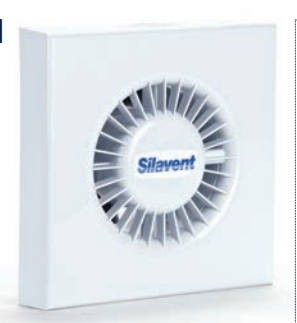 """SILAVENT MAY504A, 100mm (4"""") Energy Efficient Plug-in, Mayfair 70 Green Line Range"""