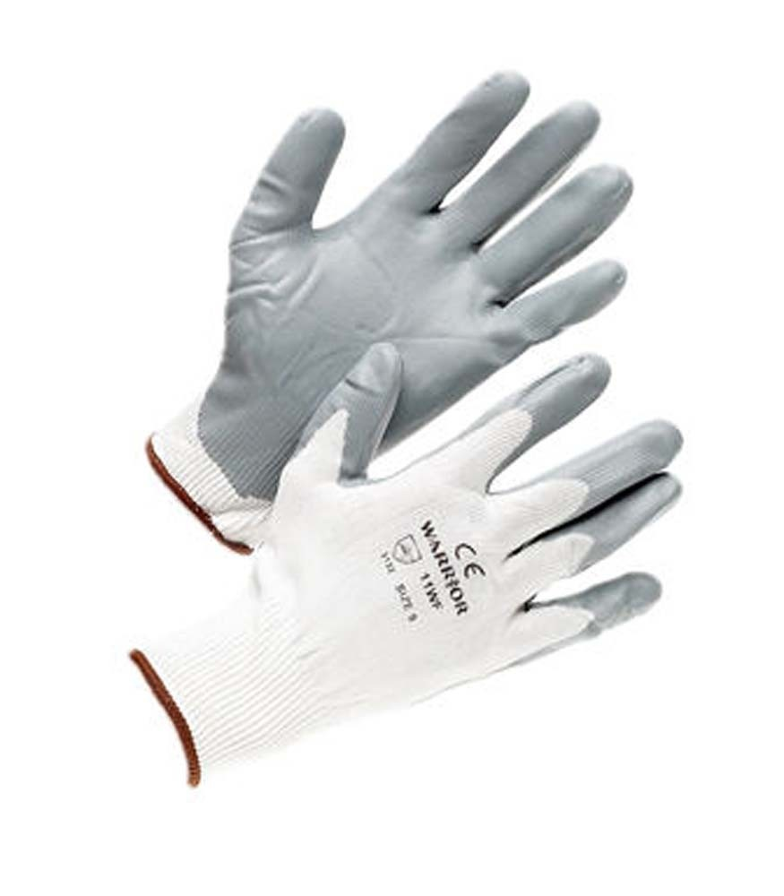 SNIT9 Grey Nitrile Gloves Size 9 (11WFE9) - Buy online or in store from John Cribb & Sons Ltd