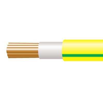 0.75mm Tri-Rated Green/Yellow 100m (0.75MM/TRI-RATED/GREEN/YELLOW/100M)