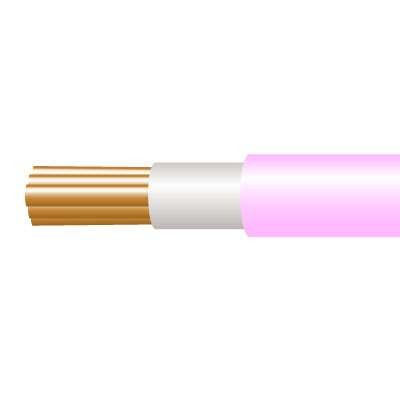 2.5mm Tri-Rated Pink 100m (2.5MM/TRI-RATED/PINK/100M)