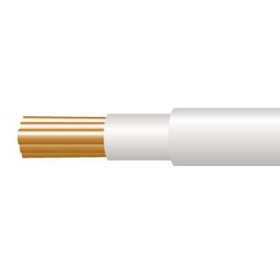 0.75mm Tri-Rated White 100m (0.75MM/TRI-RATED/WHITE/100M)