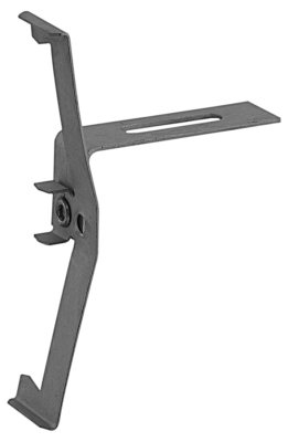 Walraven UC250-CTB EM55920008 Britclips®  Utility Clip / Light Duty Cable Tray Bracket for Threaded Rods or Flanges - Buy online or in store from John Cribb & Sons Ltd