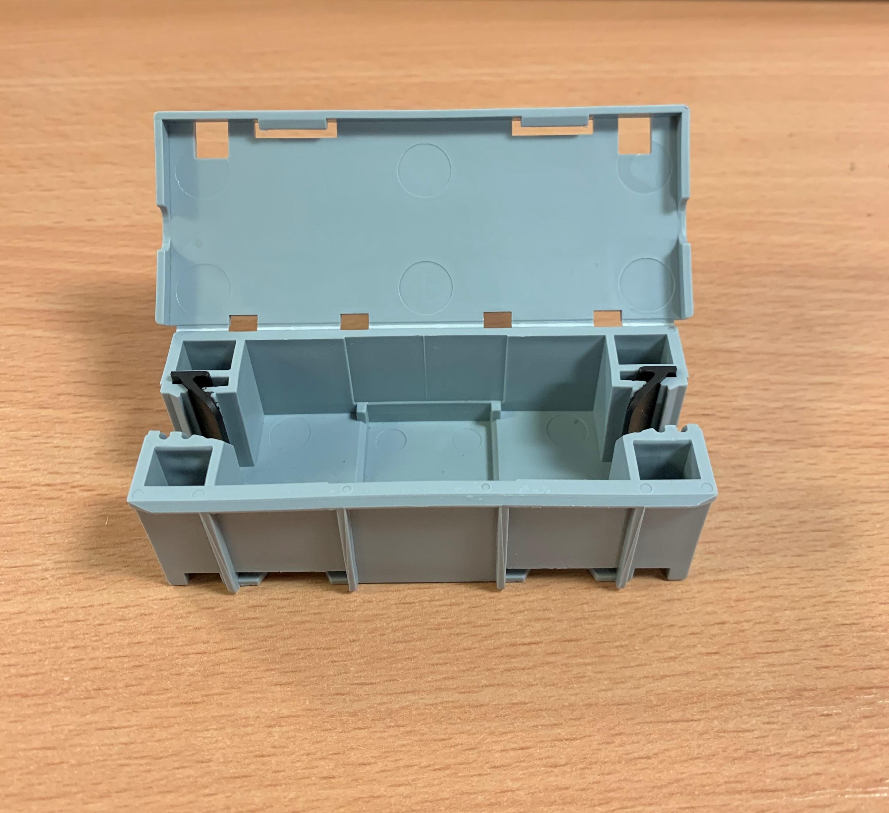 Wago WBL-001-G Junction Box - Buy online or in store from John Cribb & Sons Ltd