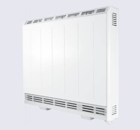 Dimplex XLE100 Slimline Storage Heater, 1kW,  Day Programmable User Timer