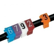Legrand 038321 Cable Marker V 0.5 To 1.5mm - Pack of 300