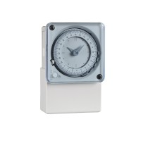 Legrand 049750 MaxiRex T Time Switch - Buy online or in store from John Cribb & Sons Ltd