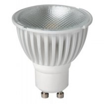 Megaman 141751 7W GU10 dimming PAR16 LED 240V - Warm White (35°)  [image © Megaman UK Limited]