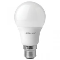 Megaman 142570 6W Classic Opal Dimming B22 2800K R9 Lamp - Buy online or in store from John Cribb & Sons Ltd