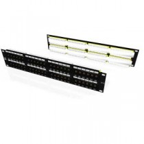 CAT5E Unshielded 48-Port Patch Panel