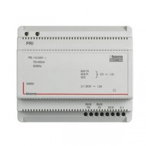 BTicino 346050 power supply for 2 WIRES system in 6 DIN modular